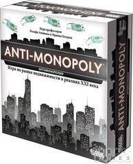 Магазин настольных игр Hobby World Настольная игра «Антимонополия»