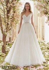 Свадебное платье напрокат Mori Lee Свадебное платье 6836