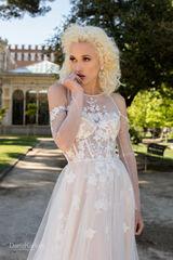 Свадебный салон Daria Karlozi Свадебное платье Малоу