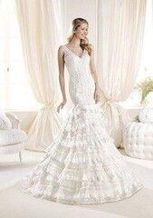 Свадебное платье напрокат La Sposa Платье свадебное Ilya