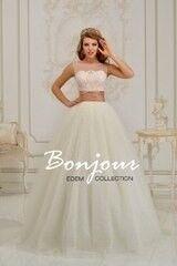 Свадебный салон Bonjour Свадебное платье «Josie» из коллекции EDEM 2016