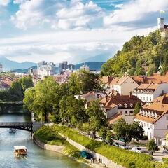 Туристическое агентство Daily Tours Комбинированный автобусный тур «Райская Словения» с отдыхом на море