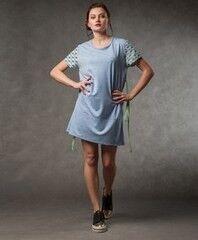 Платье женское MISUTERI Платье Nekutai Blue SS0126