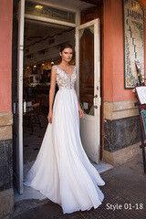 Свадебный салон Giovanna Alessandro Свадебное платье 01-18