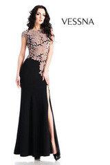 Вечернее платье Vessna Вечернее платье арт.1266 из коллекции VESSNA NEW