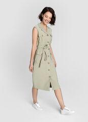 Платье женское O'stin Платье в стиле сафари LR1W82-43