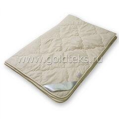 Подарок Голдтекс Облегченное овечье одеяло LUXE SOFT 1,5 сп.  арт. 1009