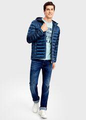 Верхняя одежда мужская O'stin Ультралёгкая куртка с капюшоном MJ6T5F-N5