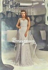 Свадебный салон Bonjour Свадебное платье «Eila» из коллекции LAMBRE 2017
