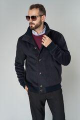 Верхняя одежда мужская Etelier Пальто мужское демисезонное 1М-97341-1