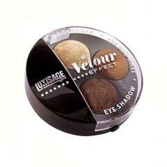 Декоративная косметика Luxvisage Тени для век Velour Effect