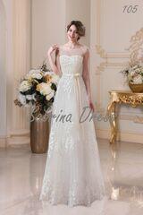 Свадебный салон Sabrina Dress Свадебное платье 105