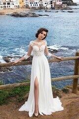 Свадебное платье напрокат Bonjour Galerie Платье свадебное «Zefika» из коллекции LA SENSUALITE