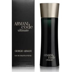 Парфюмерия Giorgio Armani Туалетная вода ARMANI code ultimate, 30 мл