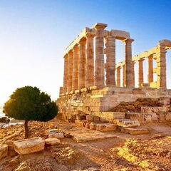 Туристическое агентство Внешинтурист Комбинированный автобусный тур GR2 «Мифы древней Греции» + отдых на Афинской Ривьере