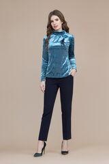 Кофта, блузка, футболка женская Elema Блузка женская 2К-8133-1