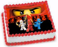 Торт Tortas Торт «Лего» №1