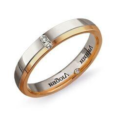 Ювелирный салон Линии Любви Обручальное кольцо Л22101228