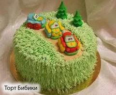 Торт Tortas Торт «Бибики»