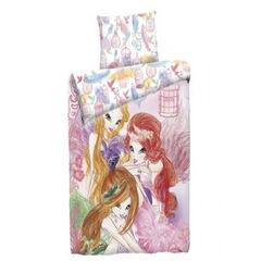 Подарок Mona Liza Детское постельное бельё Winx Fashion Fery