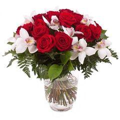 Магазин цветов Фурор Букет «Шик»