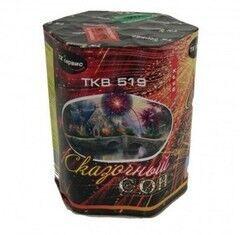 Фейерверк ТК сервис Батарея салютов «Сказочный сон» TKB519