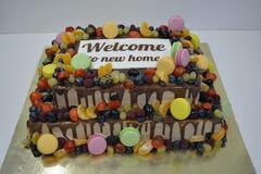 Торт DOLCE Корпоративный торт «Новый Дом»
