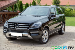 Прокат авто Прокат авто Mercedes-Benz ML350