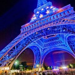Туристическое агентство Фиорино Автобусный тур «Новый Год 2020 в Париже!»