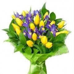 Магазин цветов Планета цветов Букет из тюльпанов №7