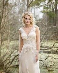 Свадебное платье напрокат А-силуэт Lillian West Свадебное платье Ainsley