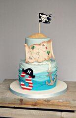 Торт DOLCE Детский торт «На Сомали!»