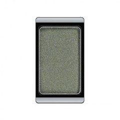 Декоративная косметика ARTDECO Перламутровые тени для век Pearl Eyeshadow 40 Medium Pine Green