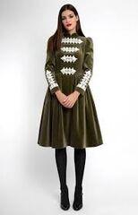 Платье женское Pintel™ Платье из хлопкового бархата Keekah
