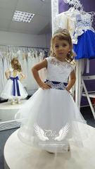 """Вечернее платье ALIZA Платье """"Белое"""""""