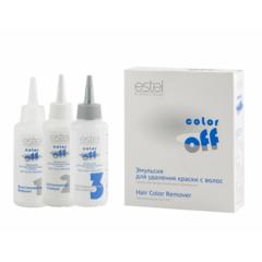 Уход за волосами Estel Эмульсия для удаления красок Color Off