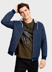 Кофта, рубашка, футболка мужская O'stin Стёганая толстовка MT1T41-69