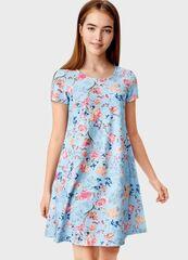 Платье женское O'stin Платье в цветочный принт LT5T38-61