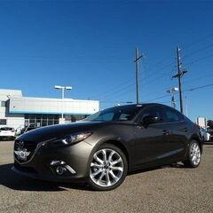 Прокат авто Прокат авто с водителем, Mazda 3 серебристого цвета