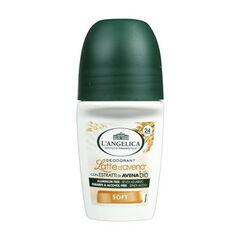 Уход за телом L'Angelica Дезодорант шариковый с экстрактом овсяного молочка DEO 50 ml