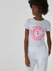 Кофта, блузка, футболка женская Trussardi Футболка женская 56T00245-1T003614