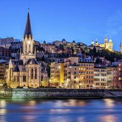 Туристическое агентство Внешинтурист Автобусный тур F6 «Провинции Франции» (без ночных переездов)