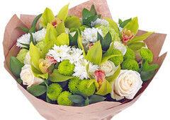 Магазин цветов Долина цветов Букет «Сама нежность»