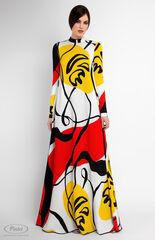 Платье женское Pintel™ Платье в пол с длинным рукавом Rin