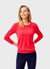 Кофта, блузка, футболка женская O'stin Базовый джемпер LK6T31-X4