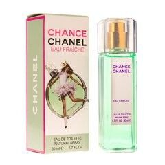 Парфюмерия Chanel Мини туалетная вода Chance Fraiche, 50 мл