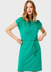 Платье женское O'stin Платье с кружевом  женское LT4UB1-44