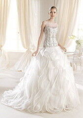 Свадебное платье напрокат La Sposa Платье свадебное Imber