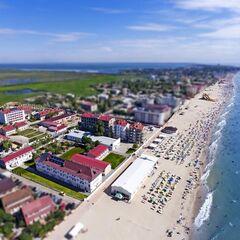 Туристическое агентство Отдых и Туризм Пляжный автобусный тур в Украину, Затока, База отдыха «Маяк»
