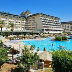 Туристическое агентство География Пляжный авиатур в Турцию, Аланья, M.C Arancia Resort Hotel 5*